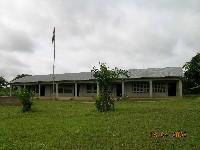 un edificio della scuola